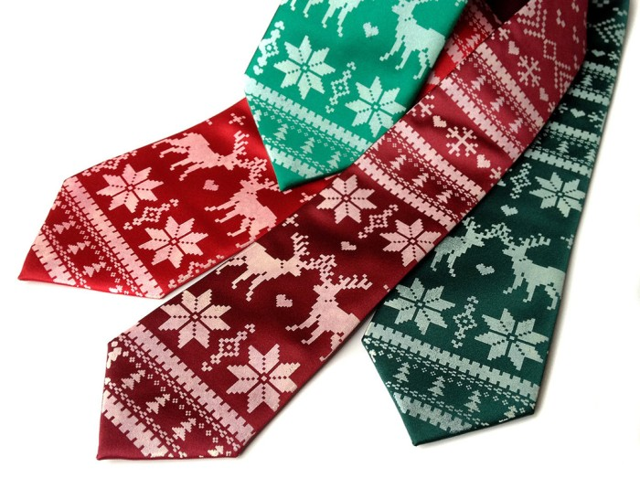cyberoptix6 - Light Up Christmas Tie